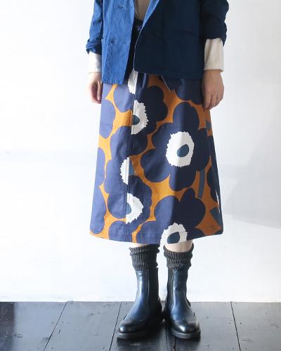 marimekkoのスカートのサムネイル画像