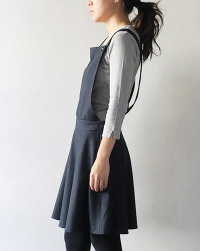 sessunのワンピースのモデル着用画像