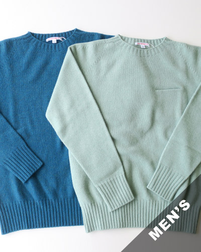 Necessary or Unnecessary ネセサリーオアアンネセサリー 3D KNIT ニット