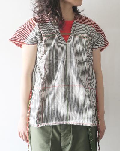 Pla プラ V-NECK SHIRTS Vネックシャツ
