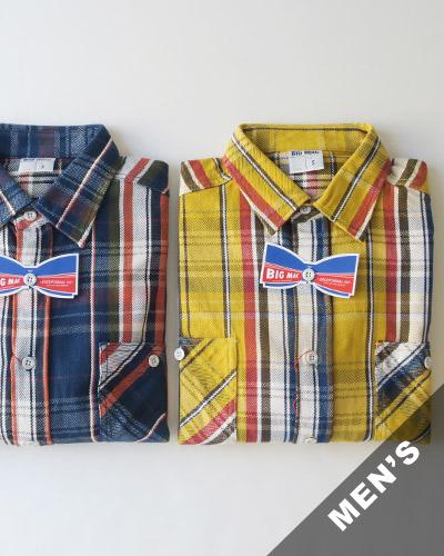 BIG MAC ビックマック REGULAR SHIRTS レギュラーシャツ