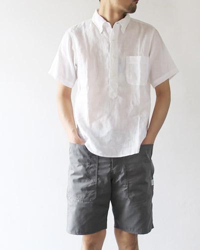 KATO`のシャツのモデル着用画像
