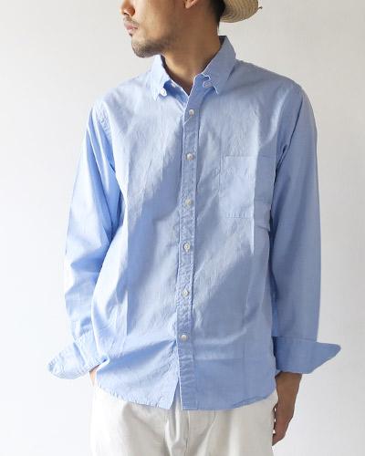Days & Day Craftのシャツのモデル着用画像