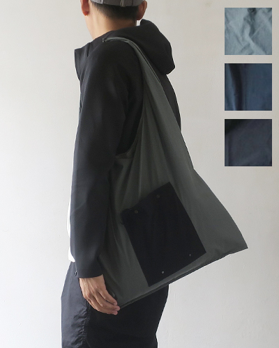 [DESCENTE ddd] PACKABLE SHOPPING TOTE