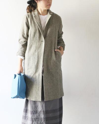 KAPITALのジャケットのモデル着用画像