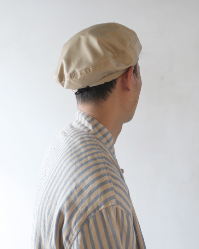 Engineered Garments エンジニアドガーメンツ Beret - PC Iridescent Twill ベレー