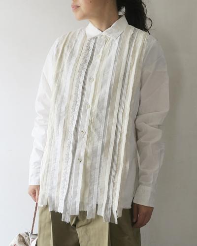 KAPITAL KOUNTRY キャピタルカントリー OX ホーボードレスシャツ