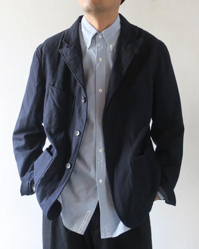 Engineered Garments エンジニアドガーメンツ NB Jacket - Uniform Serge NBジャケット