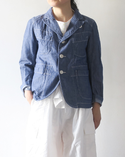 FWK by ENGINEERED GARMENTS エンジニアドガーメンツ Bedford Jacket - Dungaree Cloth