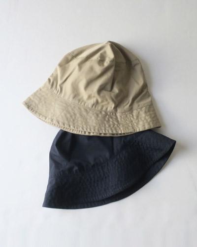 Engineered Garments エンジニアドガーメンツ Bucket Hat - PC Poplin バケットハット