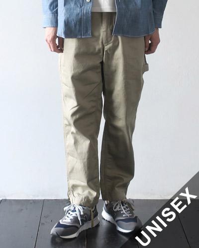 Engineered Garments エンジニアドガーメンツ Painter Pant - 6.5oz Flat Twill ペインターパンツ フラットツイル