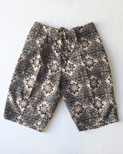 South2 West8 サウス2ウエスト8 String Short - Printed Flannel Batik ショートパンツ