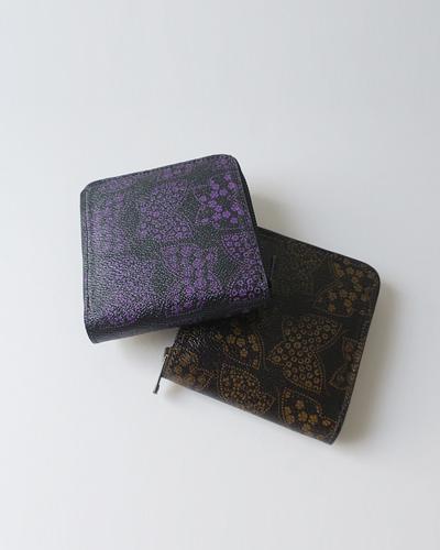 Needles ニードルズ Single Wallet - Papillon PVC シングルウォレット