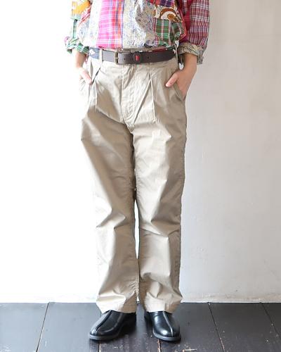 Engineered Garments Ground Pant - High Count Twill エンジニアドガーメンツ グランドパンツ