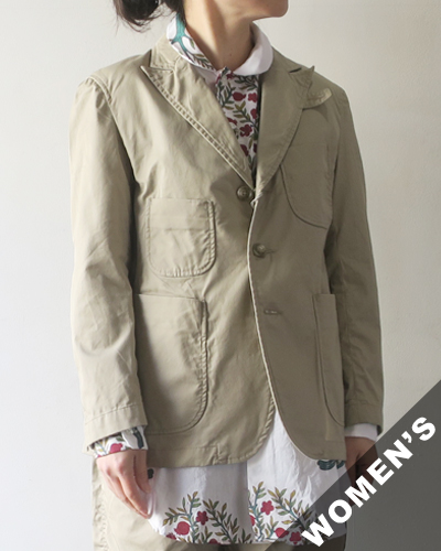 Engineered Garments WNB Jacket - High Count Twill エンジニアドガーメンツ ジャケット