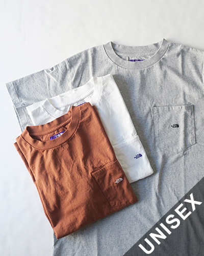 THE NORTH FACE PURPLE LABEL 7oz Half Sleeve Pocket Tee ハーフスリーブ ポケットティー