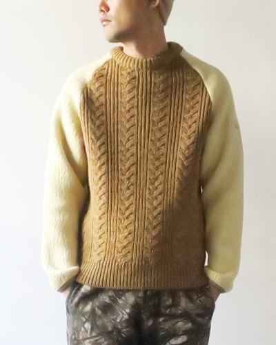 THE NORTH FACE PURPLE LABELのセーターのサムネイル画像