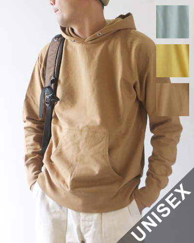 RIDING HIGH 7.5oz USA FRENCH TERRY PARKA ライディングハイ パーカ