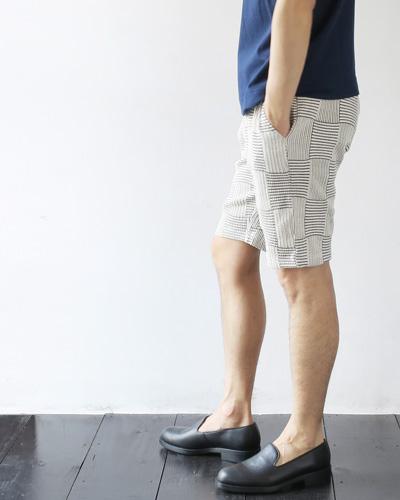 RIDING HIGHのパンツのモデル着用画像