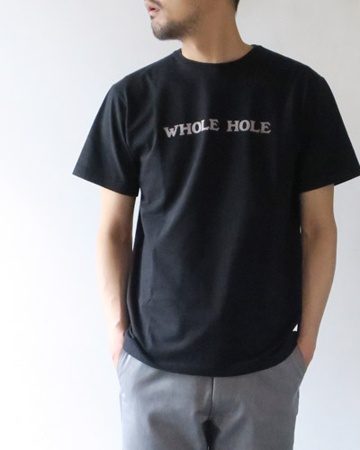 SASSAFRASのTシャツのモデル着用画像