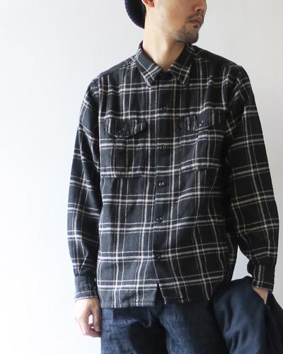 SASSAFRASのシャツのサムネイル画像