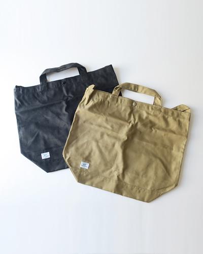 SASSAFRAS ササフラス Whole Tool Bag - C/N DUCK バッグ
