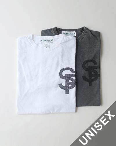 SASSAFRAS ササフラス SF Logo Type Ver.2T Tシャツ
