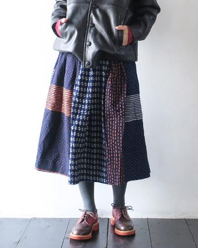 TIGRE BROCANTEのスカートのサムネイル画像