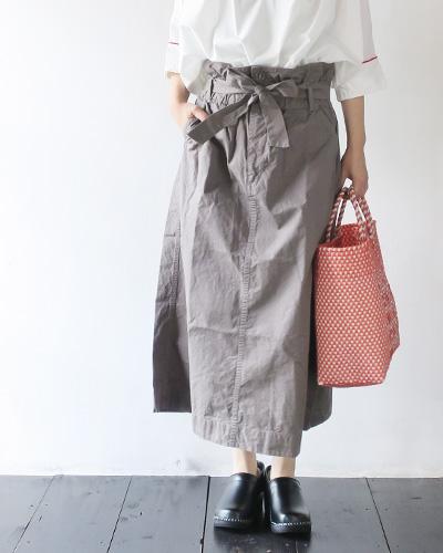 [TIGRE BROCANTE] ARMEE Skirt