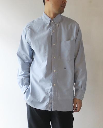 nanamica ナナミカ B.D. Wind Shirt ボタンダウン ウィンドシャツ