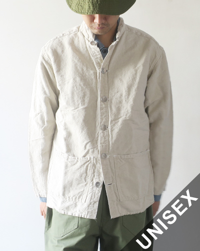 TENDER Co. テンダーコー 490 FLOOR SHIRT LINEN COVERT シャツ