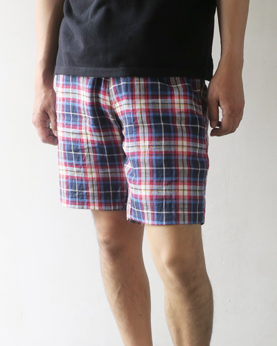 Yarmo ヤーモ SHORT PANTS ショートパンツ