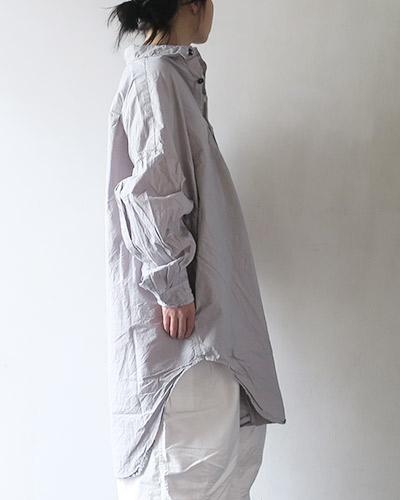 Yarmo ヤーモ OVERSIZED SHIRTS オーバーサイズシャツ