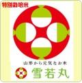 30年産 山形県産 特別栽培米 雪若丸(玄米1kg)