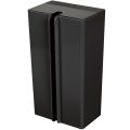 縦型ペーパータオルホルダー ブラック (ペーパー200枚 壁掛け・卓上タイプ)  PTH200<K>