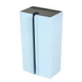 縦型ペーパータオルホルダー ブルー (ペーパー200枚 壁掛け・卓上タイプ)  PTH200<BL>