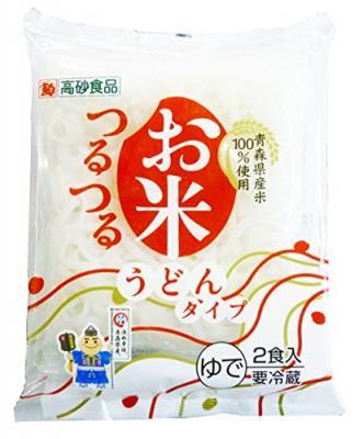お米つるつるの画像です。