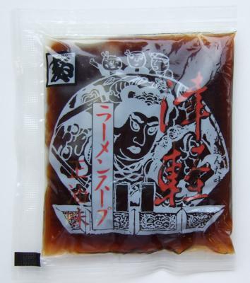 津軽ラーメンスープの画像です。