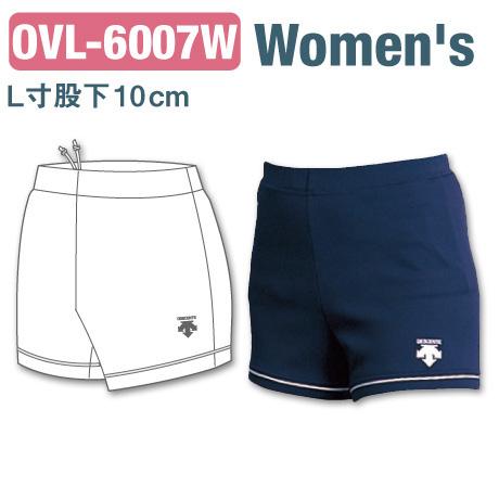 【デサント】OVL-6007W【カスタムオーダー】ゲームパンツ(レディス:SS~XC)