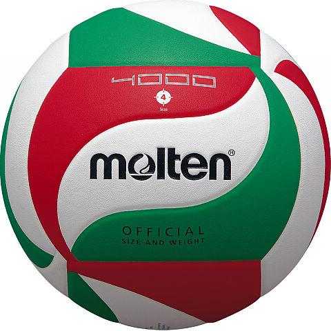 【モルテン】V4M4000 バレーボール4000【4号】【練習球】/6個以上ご注文で名入れ可