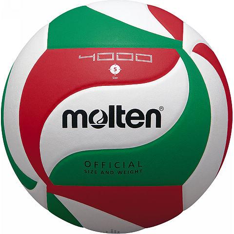 【モルテン】V5M4000 バレーボール4000【5号】【練習球】/6個以上ご注文で名入れ可