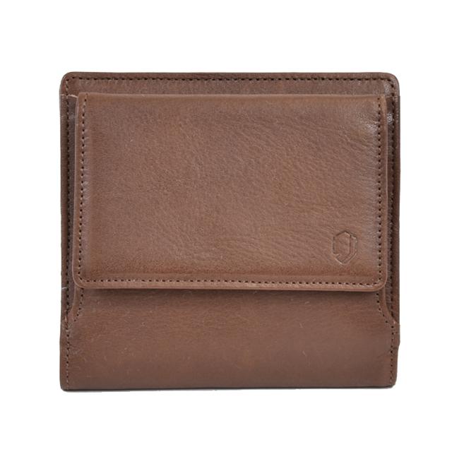 蔵前工房 外BOX付き二つ折財布