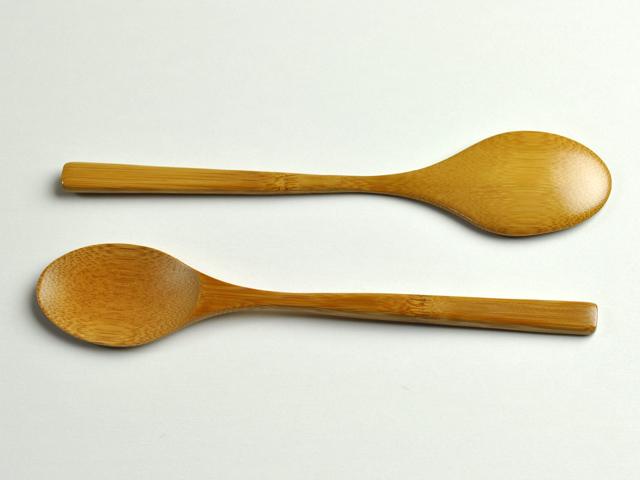 カレースプーン 竹製品 カトラリー 竹スプーン 職人手作り