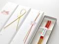 卒業記念箸 色彩カートメイン
