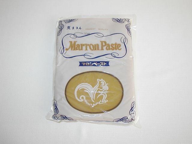 マロンペースト