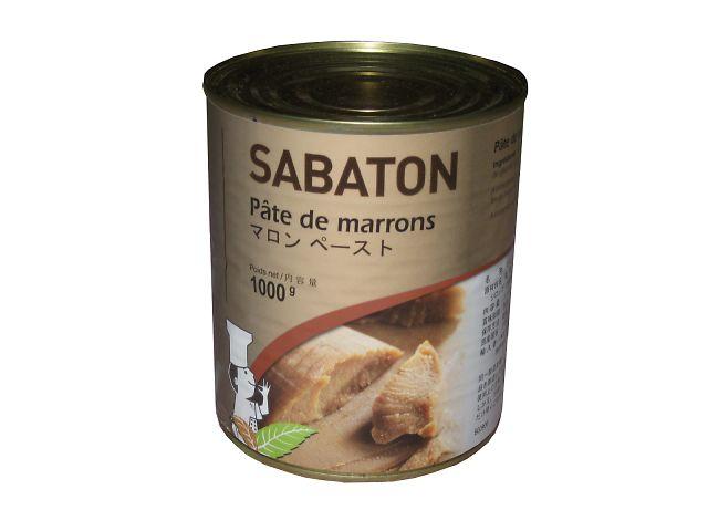 サバトンマロンペースト