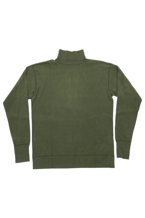 4WAY HIGH NECK SHIRT / 4ウェイハイネックシャツ [2019秋冬]