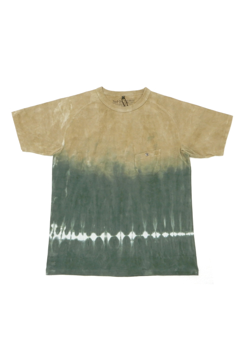NEW BASIC T-SHIRT - CHUSEN DYE / ニューベーシックTシャツ - チューセンダイ [2021春夏]