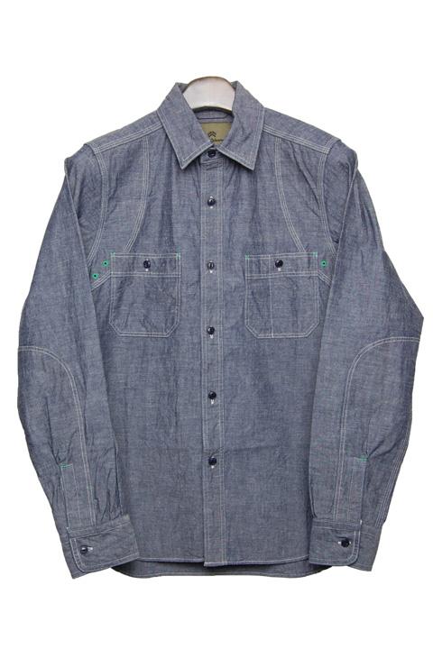 ナイジェルケーボン(NIGEL CABOURN)のメディカルシャツ