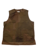 ARMY VEST - S.A.S. CAMOUFLAGE / アーミーベスト - S.A.S. カモフラージュ [2020春夏]